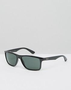 Солнцезащитные очки-вайфареры Ray-Ban 0RB44234 - Черный
