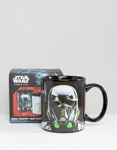 Кружка с меняющимся от тепла рисунком Star Wars Rogue One Death Trooper - Мульти Gifts