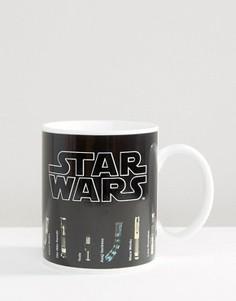 Меняющая цвета кружка Star Wars Lightsaber - Мульти Gifts