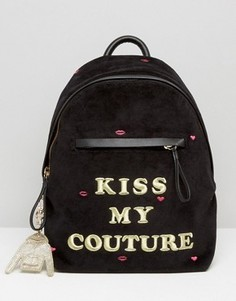 Рюкзак Juicy Couture Kiss My Couture - Черный