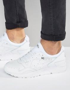 Белые кроссовки Asics Gel-Lyte V H6R3L 0101 - Белый