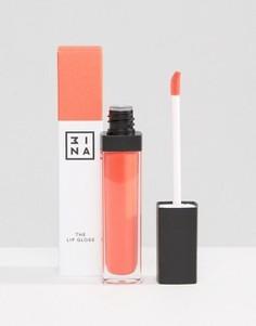 Жидкая губная помада 3ina - Красный