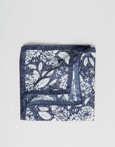 Платок для нагрудного кармана Ted Baker - Темно-синий