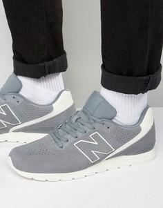 Серые кроссовки для бега в стиле 70-х New Balance 420 MRL996DY - Серый