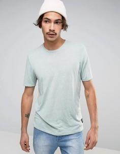 Однотонная футболка Levis Line 8 - Зеленый