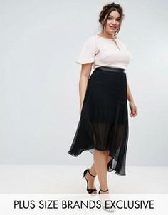 Платье миди 2 в 1 Coast Plus Hilly - Мульти
