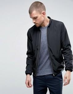 Куртка с двойной молнией YMC - Черный