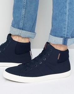Высокие кроссовки Jack & Jones Dunmore - Темно-синий