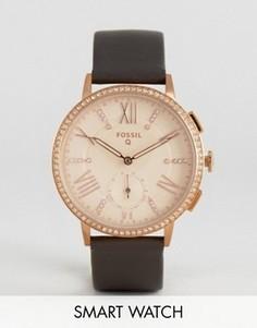 Смарт-часы Fossil Q Gazer - Серебряный