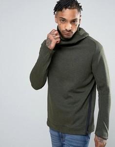 Худи зеленого цвета Nike 832116-331 - Зеленый