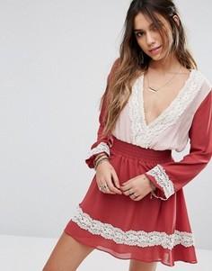 Платье Tularosa Davey - Мульти