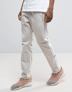 Бежевые джоггеры аdidas Originals 83-C BK7487 - Бежевый Adidas