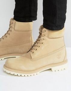 Премиум-ботинки Timberland Classic 6 дюйма - Бежевый