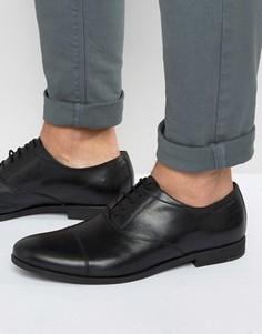 Оксфордские туфли с отделкой на носке Vagabond Linhope - Черный