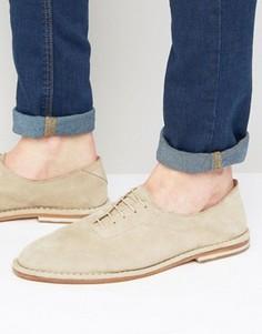 Замшевые туфли Paul Smith Merchant - Бежевый