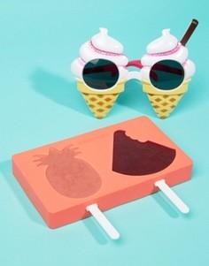 Формы для мороженого в виде фруктов Sunnylife - Мульти