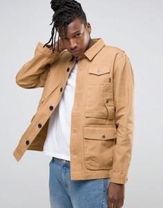 Куртка с карманами Poler - Рыжий