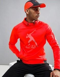 Худи с логотипом Puma Ub Evostripe - Красный