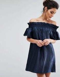 Платья из сатина – купить платье в интернет-магазине   Snik.co ... 24b948eea96
