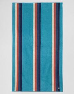 Пляжное полотенце в полоску ONeill - Зеленый Oneill