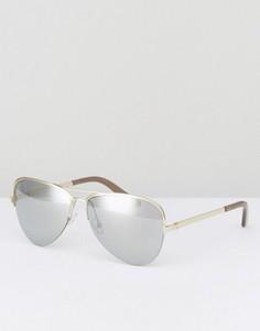 Солнцезащитные очки-авиаторы CK Collection - Прозрачный Calvin Klein