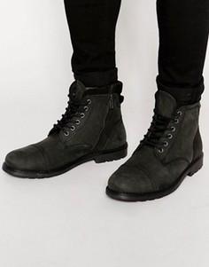Ботинки на шнуровке Red Tape - Черный