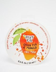 Маска для лица с зеленым чаем и манго - Бесцветный Beauty Extras