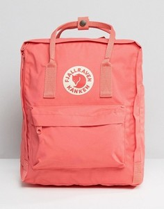 Классический розовый рюкзак Fjallraven Kanken - Розовый