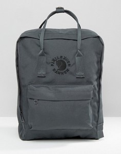Рюкзак Fjallraven Re‑Kanken Slate - Серый