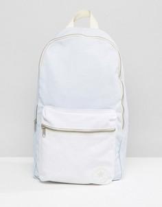 Голубой парусиновый рюкзак Converse - Синий