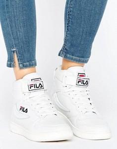 Женские высокие кроссовки Fila