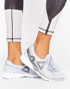 Кроссовки с технологией Pump Reebok Fusion - Серый