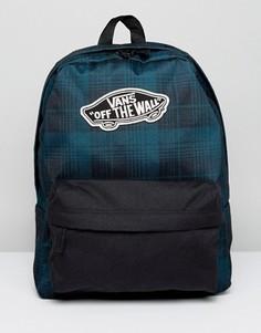 Рюкзак с логотипом Vans - Черный