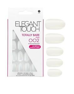 Овальные накладные ногти Elegant Touch Totally Bare - Бежевый