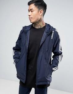 Темно-синяя ветровка adidas Originals Tokyo Pack CLR84 BK4628 - Темно-синий