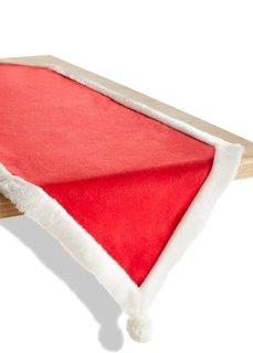 Дорожка для стола Санта (красный/белый) Bonprix