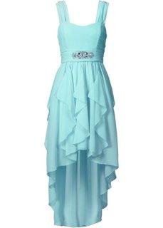 Макси-платье (пастельная аква) Bonprix