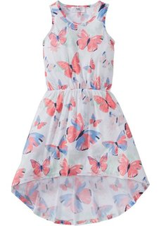 Платье (розовый/синий ментол с рисунком) Bonprix