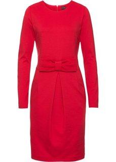Платье (красный) Bonprix