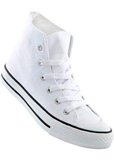f2f4d67d Белые женские высокие кеды – купить в интернет-магазине | Snik.co