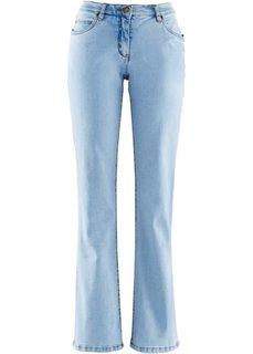 d8a7d52334f Женские джинсы клеш стрейч – купить в интернет-магазине