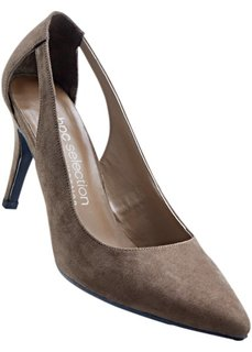 Туфли-лодочки (бурый) Bonprix