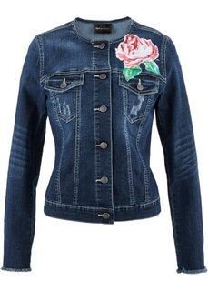 Джинсовая куртка (синий) Bonprix