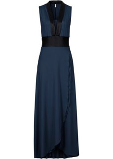 Платье (темно-синий/черный) Bonprix