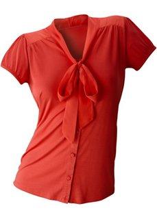 Блуза (коралловый) Bonprix