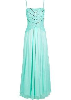 Вечернее платье (мятный пастельный) Bonprix