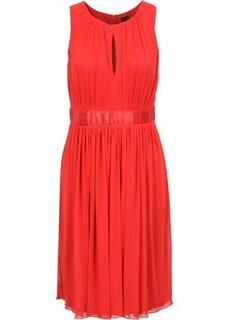 Платье (клубничный) Bonprix