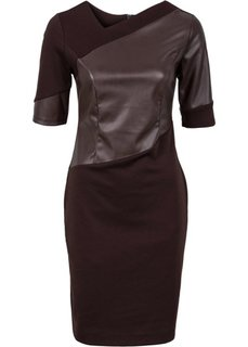 Платье (коричневый) Bonprix