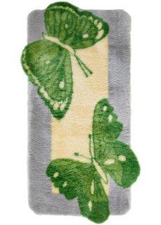 Коврик для ванной Аврора (зеленый) Bonprix