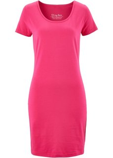 Платье стретч (ярко-розовый) Bonprix